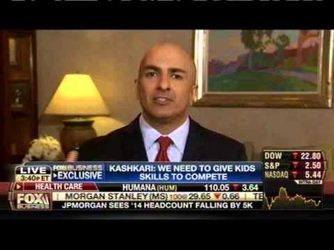 California GOP Gov. Candidate Neel Kashkari on FOX Business' Countdown to the Closing Bell