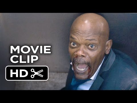 Big Game Movie CLIP - Not A Good Idea (2015) - Samuel L. Jackson Action Adventure HD