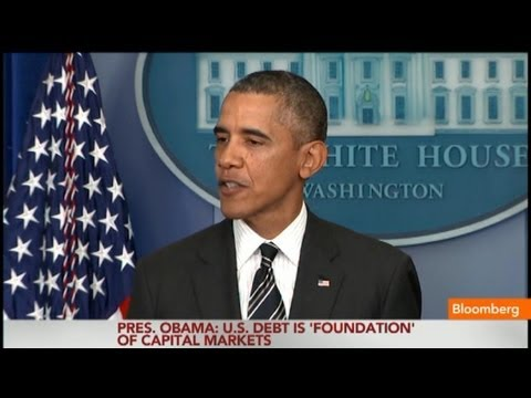 Obama: Not Raising Debt Limit Will Be Destabilizing
