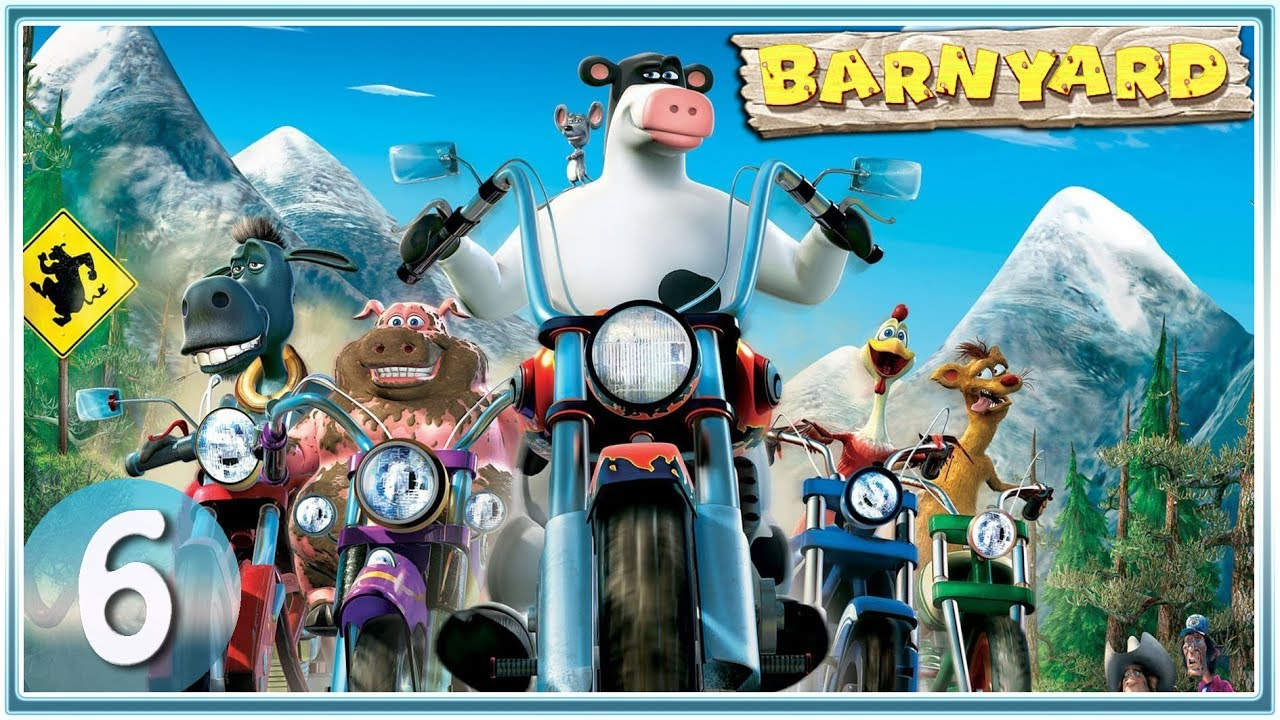 Animal barnyard movie original party review