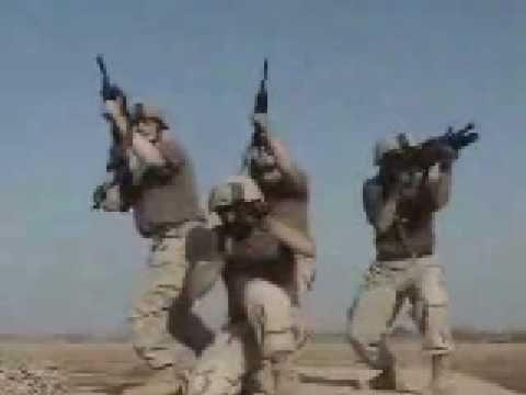 funny army! WAHOO! Video