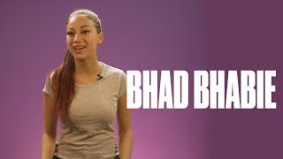 "Bhad Bhabie talks cultural appropriation, the music industry, and the creation of ""Hi Bich"""