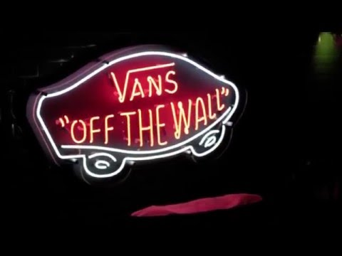 Vans 50th Anniversary Demo at the House Of Vans
