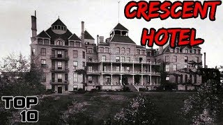 Top 10 Scary Hotels You Should Never Stay At