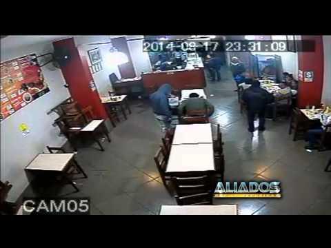 Aliados por la Seguridad: Los Gatilleros de la pollería