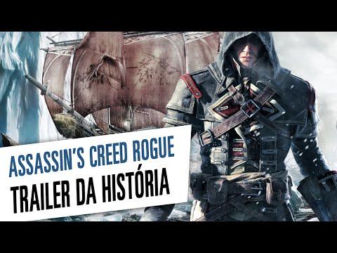 Assassin's Creed Rogue - Trailer da História [Dublado]