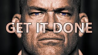 JUST GET IT DONE - Powerful Motivational Speech 2019 | Jocko Willink