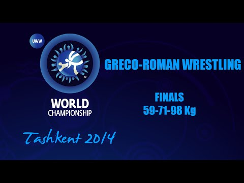LIVE GR Tashkent 14.09.2014 - World Championship 2014