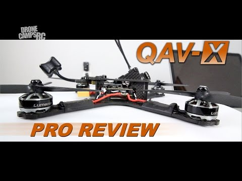 Lumenier QAV-X Charpu - OVERVIEW & PRO REVIEW