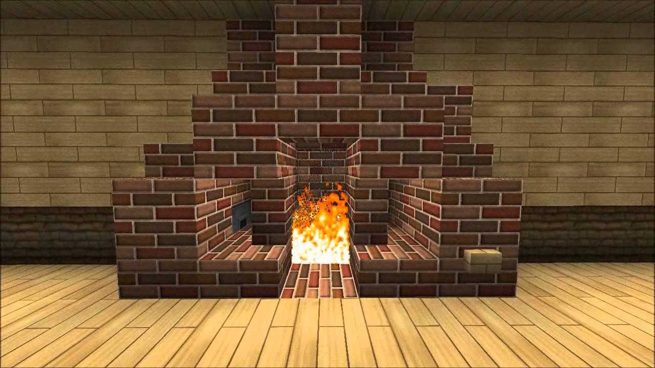 Minecraft pr sentation porte secr te dans une chemin e for Porte and minecraft