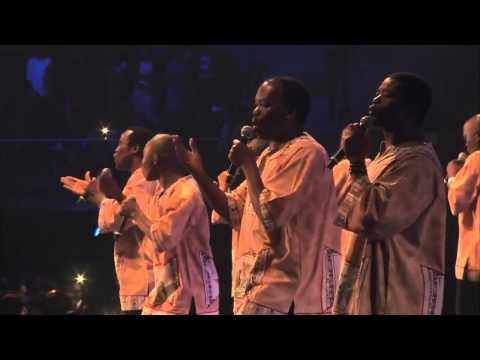 Mtv Africa awards Ladysmith Black Mambazo Suprise Mix