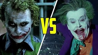 Why 'Dark Knight' is Better Than 'Batman' - Scene vs. Scene