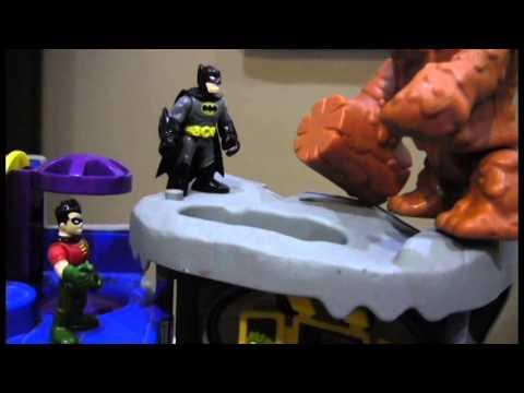 Batman Movie with Toys