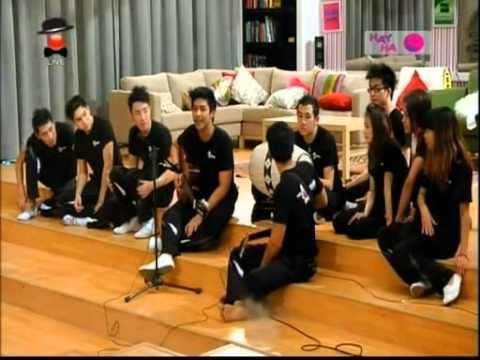 The Comedian Thailand 20/4/56 ละครปิดโรงเรียน