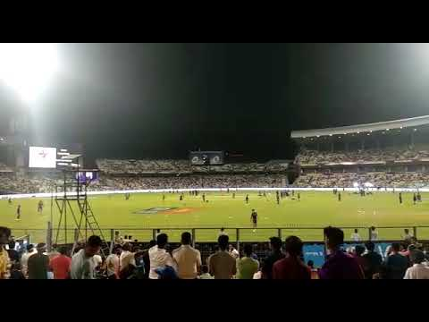 Vivo ipl mi vs kkr from Kolkata