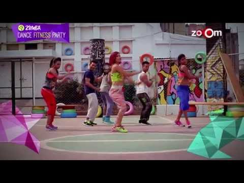 Zumba Dance Fitness Party - Episode No. 1 video