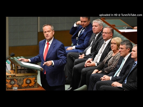 Bill Shorten Delivers Budget Reply Speech - SBS Amharic