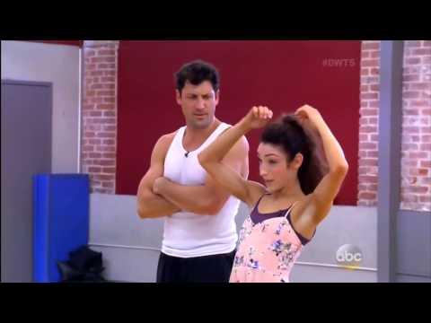 Maks & Meryl - Honour dance Rumba | DWTS 18 HD - Week 8 - Dancing With the Stars