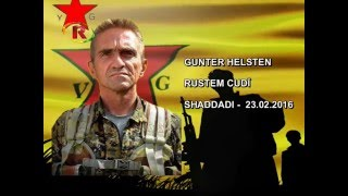 Gunther Helsten from Germany Martyred Fighting ISIS