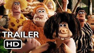 Early Man Official Trailer #3 (2018) Eddie Redmayne, Tom Hiddleston Animated Movie HD