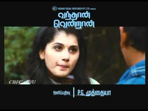 Youtube - Vanthan Vendran Tamilmini.flv video