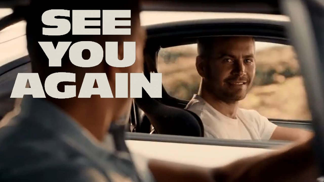 Download 'See You Again' By Wiz Khalifa(Tribute To Paul Walker)