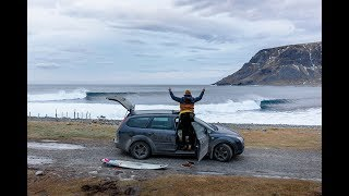 download musica Arctic January: A Lofoten Surf Mission With Oliver Hartkopp