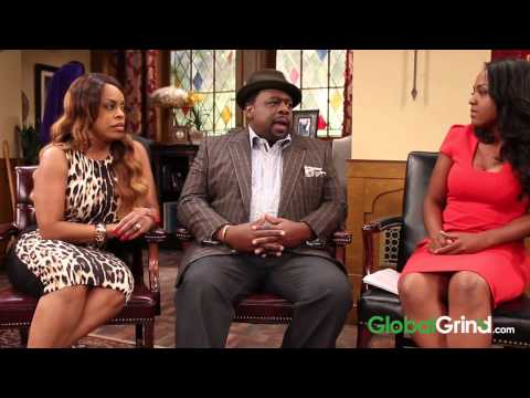 The Soul Man Interviews w/ Cedric The Entertainer & Neicy Nash