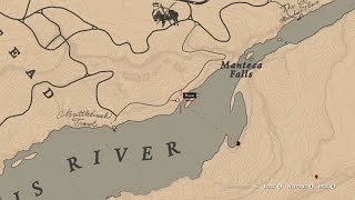 Red Dead Redemption II How to Get Into Mexico and Explore it #3