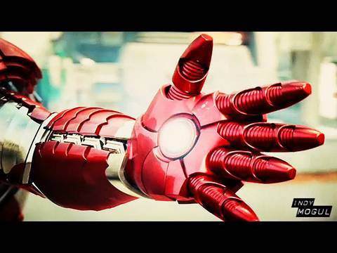 Iron Man 2 Robot Repulsor Arm : How to : BFX