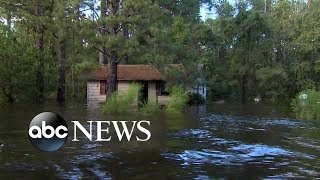 Thousands of people remain in shelters post-Hurricane Florence