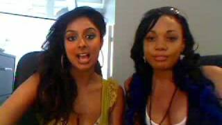 Vanessa Veasley and Nilanti Sex Tape