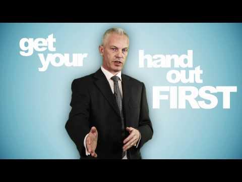 How to handshake