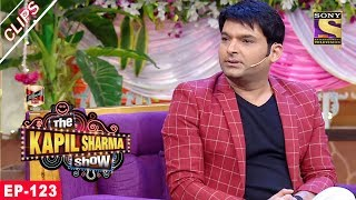 Marriage Proposal For Arjun Kapoor - The Kapil Sharma Show - 29th July, 2017