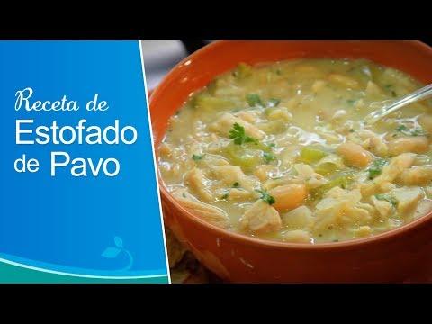 Receta de Estofado de Pavo - Nestlé®