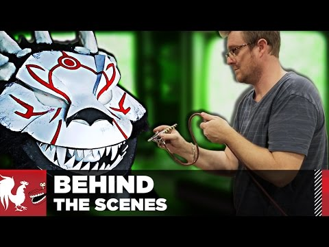 Immersion - Five Nights at Freddy's in Real Life (Behind the Scenes) | Rooster Teeth