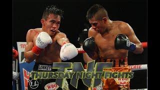 Thursday Night Fights: Romero Duno vs Juan Antonio Rodriguez