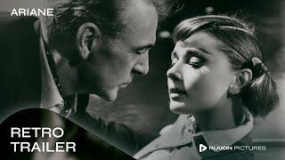 Ariane - Liebe am Nachmittag -- Audrey Hepburn, Gary Cooper, Billy Wilder - Trailer