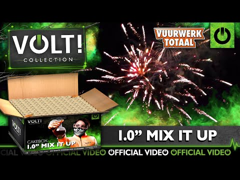 """1.0"""" Mix it up - VOLT! Flowerbeds vuurwerk - Vuurwerktotaal [OFFICIAL VIDEO]"""