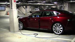 Unlocking the Tesla Model S