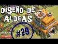 Aldea de Farming TH7 | Diseño de Aldeas | Empezando Clash of Clans con Android #29 [Español]