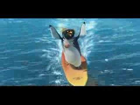 Surf's Up is listed (or ranked) 48 on the list The Best Computer Animation Movies