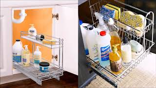 45 Quick and Easy Kitchen Organizing Tips