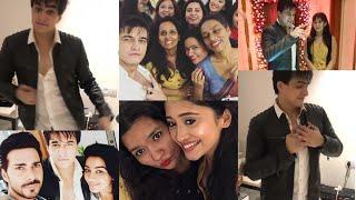 YRKKH-3000th Episode masti|Shivangi jhoshi Masti, Mohshin Khan dance