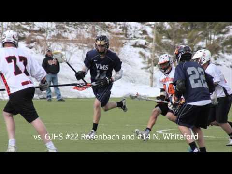 Vail Mountain School Lacrosse - 05/26/2013