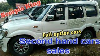Second hand cars safari,innova,Scorpio,Hyundai i10,maruthi