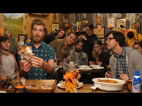 Its a Post-Apocalyptic GMM Thanksgiving!