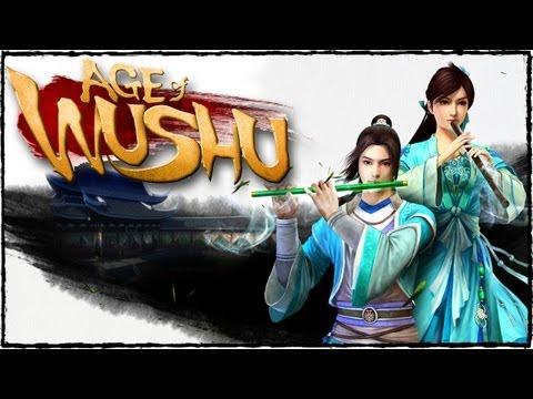 Age of Wushu . Free to Play MMO de Arte Marcial . GAMEPLAY #1 . AO VIVO . HD 720p