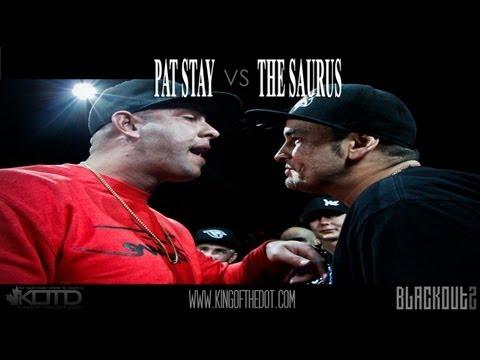 "WD4 ""Olympics of Battle Rap"" Hosted by @OrganikHipHop & @Drake. Watch the PPV FIRST at http://www.KOTDTV.com @KingOfTheDot - @PatStay vs @TheSaurus831 Hoste..."