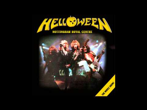 Helloween - Keeper Of The Seven Keys - Nottingham 1988